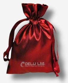 1 x beautiful satin gift pouch