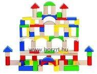 Wooden blocks, wooden blocks for kids - wooden toys Wooden Blocks For Kids, Wooden Building Blocks, Block Center, Barn Parties, Wooden Buildings, Colourful Buildings, Math For Kids, Lego Duplo, Pattern Blocks
