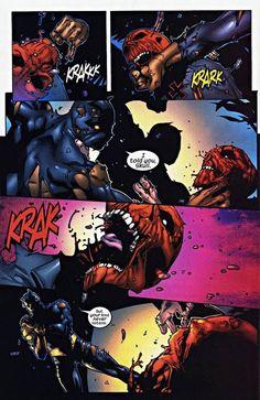 BLACK PANTHER VS DEATHSTROKE part 3