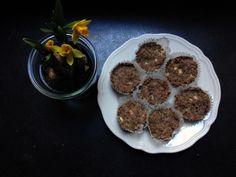 Apfel-Bananen-Muffins, Paleo ohne Getreide,, ohne Haushaltszucker, Ohne Milch