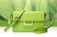 #handbag #green #classic #fashion