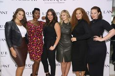 Ashley Graham Photos - Model Ashley Graham attends the Lane Bryant launch of the campaign at Times Square on September 2015 in New York City. Lane Bryant, Ashley Graham Photos, Justine Legault, Nice Curves, Plus Size Designers, Photo L, Plus Size Fashion, Fashion Show, Bridesmaid Dresses