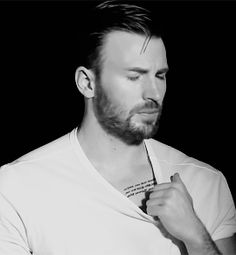 Chris Evans || photoshoot gif set