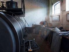 Fotografie Alex Bremmer als voorbereiding op de komende expositie in Hertog Reinout, Nijkerk.