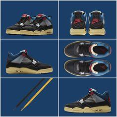 "🔥 Angeblich droppt der Union x Air Jordan 4 ""Off Noir"" am 30. September bei Nike SNKRS. 💻 Klickt den Link in der BIO für alle weiteren Infos & Bilder #air #airjordan #aj4 #basketball #basketballshoes #grailify #hypebeast #igsneakercommunity #jordan #jordandepot #jordans #jordansdaily #jumpman23 #kicksonfire #kickstagram #michaeljordan #nicekicks #nike #sneaker #sneakercommunity #sneakerfreaker #sneakerhead #sneakerheads #sneakerlove #sneakernews #streetwear #vintagenike #unionla #union Jordan 4, Michael Jordan, Vintage Nike, Converse, Retro, Hypebeast, Streetwear, Air Jordans, September"