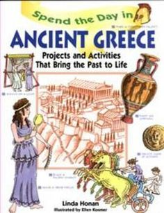 Ancient Greece (Projects & Activities That Bring The Past To Life) #mschat #Edchat #TpT