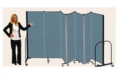 Freestanding Room Divider