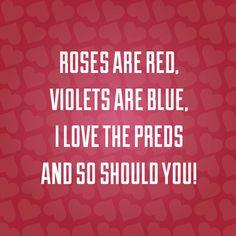 Nashville Predators Valentine