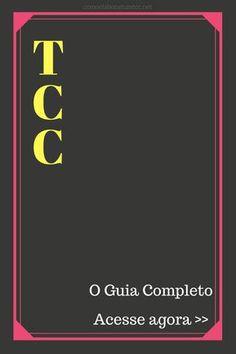 O guia do passo a passo de como fazer um tcc #tcc Study Hard, Study Tips, Advice, Education, Learning, School, Growing Up Quotes College, Study Techniques, Free Certificates