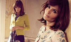 Danish supermodel Helena Christensen puts some clothes ON in surprise shoot for yummy mummy brand Boden