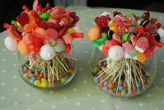 LOS DETALLES DE BEA Birthday Box, Birthday Parties, Baby Shower Thank You Gifts, Bar A Bonbon, Candy Board, Sweet Box, Ideas Para Fiestas, Candy Table, Candy Party