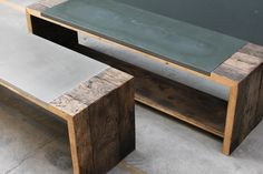 Bench by Concrete Home Design