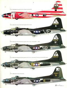 15 Boeing B-17 Flying Fortress Page 29-960