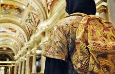 Jeremy Scott SS13 Spring Arab Collection.