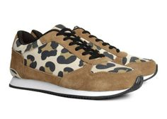 I am obsessed with leopard so these are a HELL YES in my book!