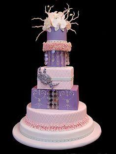 Christopher Garrens cake