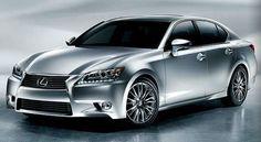 Sedan New 2013 Lexus GS