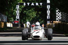 Honda Racing WTCC Goodwood Festival of Speed