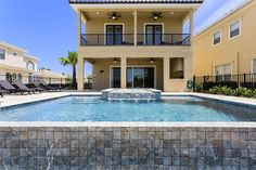 Reunion Vacation Rental - VRBO 3786661ha - 7 BR Kissimmee Central West Villa in FL, Sparkling Luxury - New Golf Front Pool Home 7 Bed Only M...