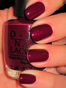 OPI's 'Pepe's Purple Passion' from the Muppet collection. LOVE!!!!!