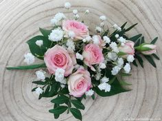 Pink spray rose and gypsy grass pin corsage for wedding. Ideal for mother of the Bride/Groom Wedding Flowers Liverpool, Merseyside, Bridal Florist, Booker Flowers and Gifts, Booker Weddings Wedding Table Centerpieces, Centrepieces, Our Wedding, Wedding Venues, Wedding Corsages, Pink And White Weddings, Vera Wang Wedding, Spray Roses, Boutonnieres