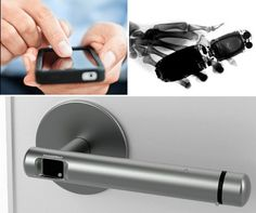 When you really think about it, the key is sort of an archaic thing. It's just a shaped piece of metal that interacts with other pieces of metal to secure our doors, desks, cars and other important stuff. These three awesome inventions could make that archaic bit of metal totally obsolete. UniKey The UniKey is [...]