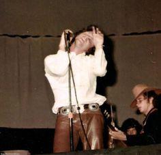 Jim Morrison, Robby Krieger, John Densmore