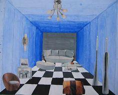 kunsterziehung zentralperspektive perspektive pinterest. Black Bedroom Furniture Sets. Home Design Ideas