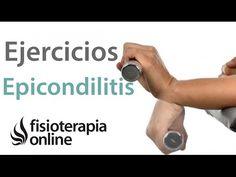 ¿Cómo tratar las tendinitis de codo rebeldes o crónicas? Epicondilitis o codo de tenista - YouTube