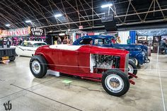 1932; 2017; CA; California; Ford; GNRS; Grand National Roadster Show; Pomona; Rich Roberts; Roadster 1932 Ford Roadster owned by Rich Roberts