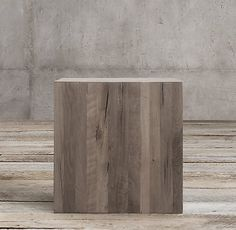 Side & Entry Tables Collection | RH