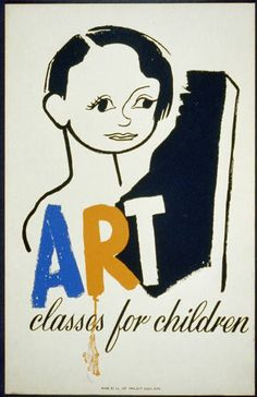 Illinois: Federal Art Project, 1930s