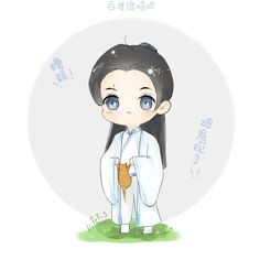 LuHan 鹿晗|| Chen Changsheng, Fighter of the Destiny    [Fanart  Cr: TvT-Sibylla]