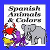 Spanish Animals & Colors Printable Board Game: A great way to break into the Spanish language with twenty simple Spanish vocabulary words! Spanish Lessons For Kids, Preschool Spanish, Learning Spanish For Kids, Elementary Spanish, Spanish Activities, Learning Time, Spanish Classroom, Teaching Spanish, Spanish Worksheets
