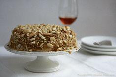 White Plate: Ciasta/Cakes
