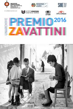 La serata finale del Premio Zavattini Unarchive avrà luogo il 26 gennaio al Palladium-Roma tre! http://www.elisabettacastiglioni.it/eventi/304-premio-zavattini.html