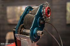 Roc d'Azur 2013 - Effigear: Getriebezukunft im Gravity-Segment? [Tech-Check] - MTB-News.de