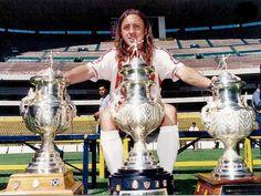Resultado de imagen de trofeo verano 96 necaxa