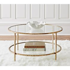 12 Round Coffee Tables We Love