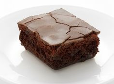 Dr. Oz brownies - surprise ingredient?  Black Beans!  Good for you brownies!  Who knew?