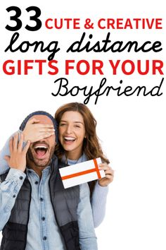 relationship gifts 33 Gifts For Long Distance Boyfriend that he will absolutely LOVE! These cute long distance relationships gifts amp; care packages for boyfriend will make him feel loved, even when you are far away.