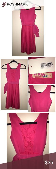 NWT Cinderella Kids Dress NWT Cinderella Kids Dress. Size 12. Pink. Side zipper closure. Never worn. Perfect for Easter. Nordstrom Dresses