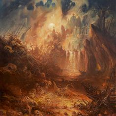 Lycus - Tempest (2013) - Funeral Doom Metal - Oakland, CA