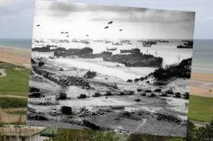 In pictures: D-Day beaches then and now In pictures: D-Day beaches then and now
