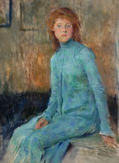 Do aukce jde jedna ze studií ke stěžejnímu dílu Jana Preislera Fine Art, Applied Arts, Painter, Mucha, Painting, Human Figure, Art, Alfons Mucha, Paul Gauguin