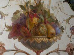 frescoes flower murals - Google Search