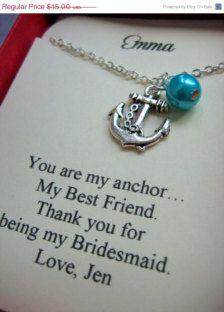 Bridesmaids gift. Love it
