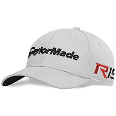 New 2015 Mens Taylormade Golf Tour Cage R15 Fitted Hat COLOR Grey SIZE SM *** You can find out more details at the link of the image. Note:It is Affiliate Link to Amazon.