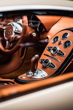 Incredible beautiful Veyron dash