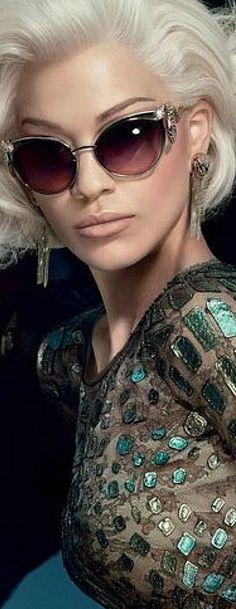 Rita Ora for Roberto Cavalli Fall 2014   LBV